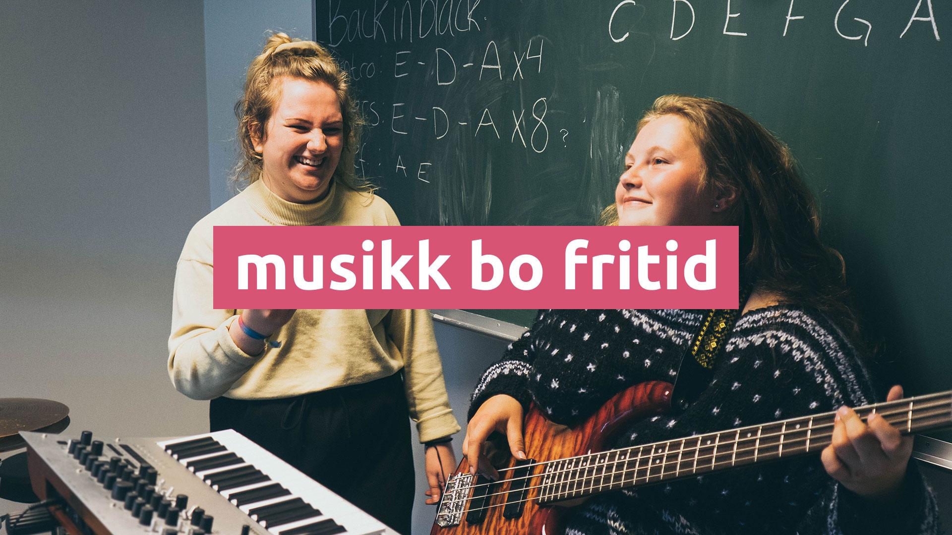 MusikkBoFritid